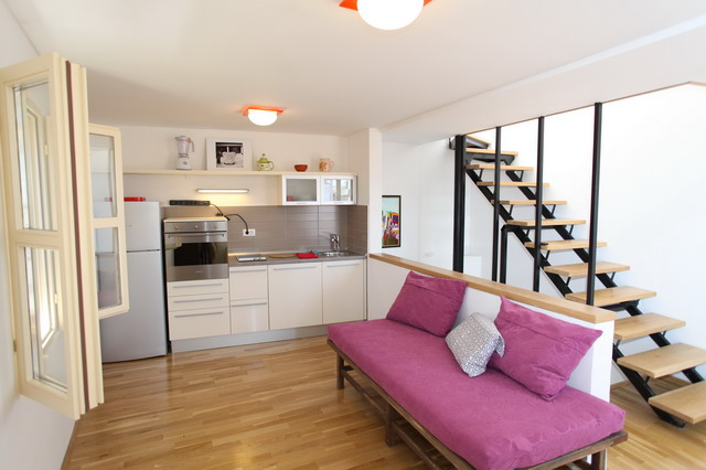 Split Studio Apartments